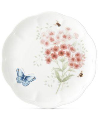 Butterfly Meadow Flutter Accent Plate