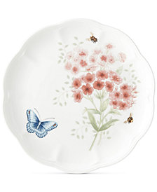 Lenox Butterfly Meadow Flutter Accent Plate