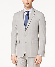 CLOSEOUT! Ryan Seacrest Distinction™ Men's Ultimate Modern-Fit Stretch Suit Jackets, Created for Macy's