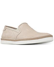 Donald Pliner Men's Cashton Slip-On Nubuck Sneakers