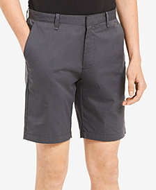 "Calvin Klein Men's Stretch Stripe 9"" Shorts"