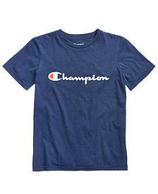 Champion Heritage Logo-Print T-Shirt, Big Boys