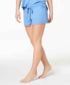 Jenni by Jennifer Moore Hacci Solid Pajama Shorts, Created for Macy's