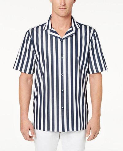Calvin Klein Men's Striped Shirt