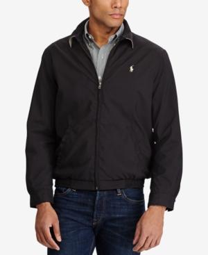 Polo Ralph Lauren Men's Big and Tall Jackets, Bi-Swing Windbreaker