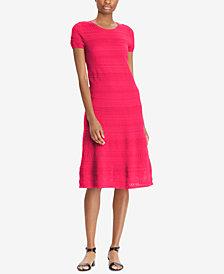 Lauren Ralph Lauren Petite A-Line Dress