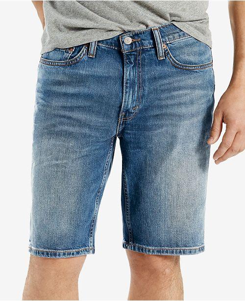 31a1329d72 Levi's Men's 541 Athletic Fit Shorts & Reviews - Shorts - Men - Macy's