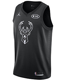 Nike Men's Giannis Antetokounmpo Milwaukee Bucks All-Star Swingman Jersey