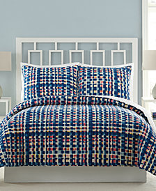 Vera Bradley Abstract Blocks King Quilt