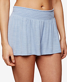 Motherhood Maternity Smocked Sleep Shorts