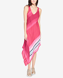 RACHEL Rachel Roy Printed Asymmetrical Dress, Created for Macy's