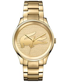 Women's Victoria Gold-Tone Stainless Steel Bracelet Watch 38mm