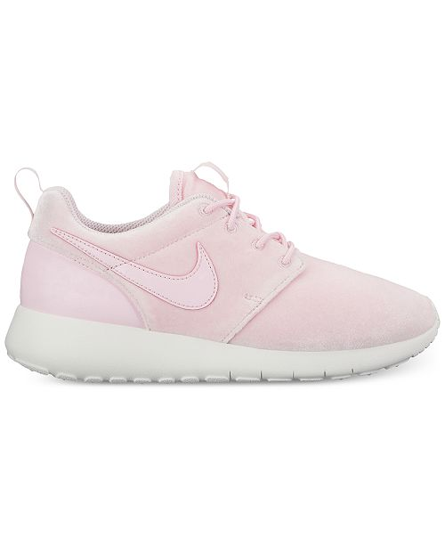 info for 66318 fef23 Nike Big Girls' Roshe One Casual Sneakers from Finish Line ...
