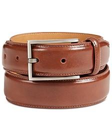 –100% Italian Leather Men's Dress Belt, Created for Macy's