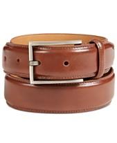 67e515c935f9 Ryan Seacrest Distinction –100% Italian Leather Men s Dress Belt