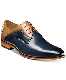 Stacy Adams Men's Savion Plain-Toe Oxfords