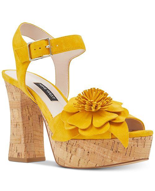 4c127f6e6d1 Nine West Winflower Sandals   Reviews - Sandals   Flip Flops ...