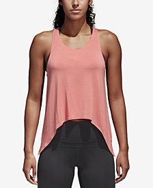 adidas ClimaLite® Knot Tank Top