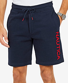 Nautica Men's Fleece Shorts, Created for Macy's