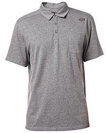 Fox Men's Legacy Heathered Polo