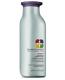Purify Shampoo, 8.5-oz., from PUREBEAUTY Salon & Spa