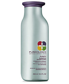 Pureology Purify Shampoo, 8.5-oz., from PUREBEAUTY Salon & Spa