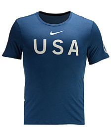 Nike Men's Olympics USA T-Shirt