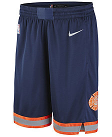 Nike Men's New York Knicks City Swingman Shorts