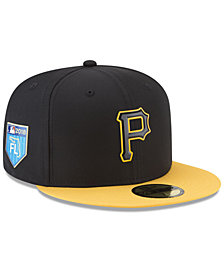 New Era Pittsburgh Pirates Spring Training Pro Light 59Fifty Fitted Cap