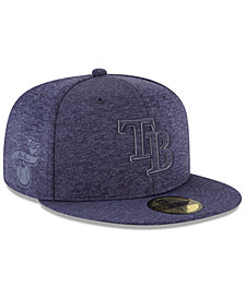 New Era Tampa Bay Rays Clubhouse 59Fifty Fitted Cap