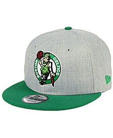 Boston Celtics 2Tone 9FIFTY Snapback Cap