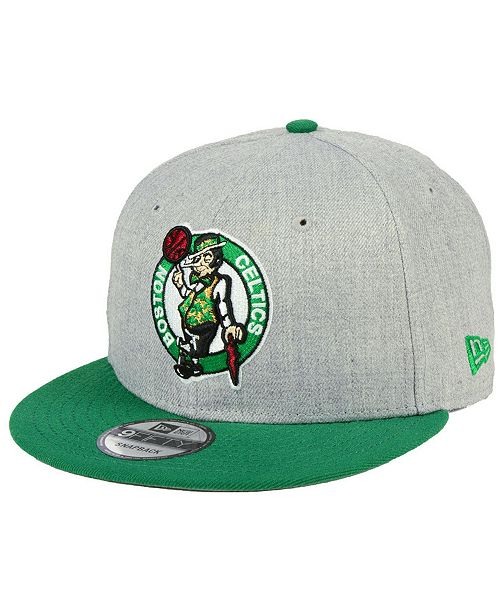 New Era Boston Celtics 2Tone 9FIFTY Snapback Cap