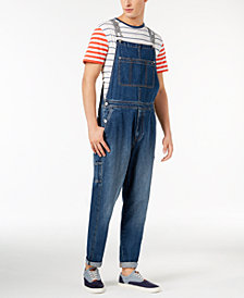 Tommy Hilfiger Denim Men's Denim Overalls