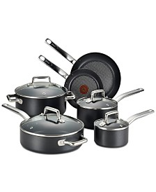 T-fal ProGrade 10-Pc. Non-Stick Cookware Set