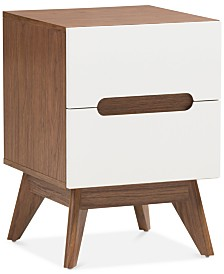 Calypso Nightstand, Quick Ship