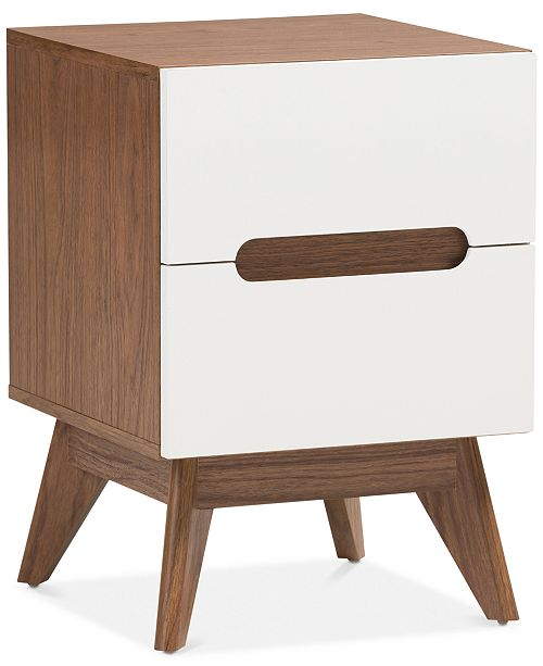 Furniture Calypso Nightstand, Quick Ship