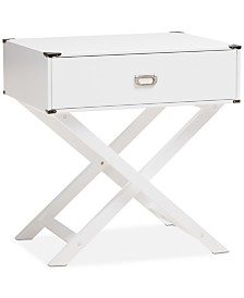 Curtice Nightstand, Quick Ship