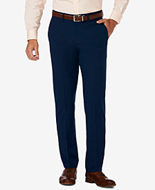 J.M. Haggar Men's Slim-Fit 4-Way Stretch Dress Pants