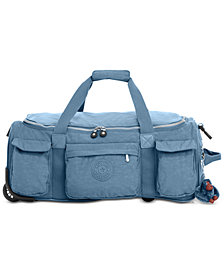 Kipling Discover Small Carry-On Wheeled Duffle