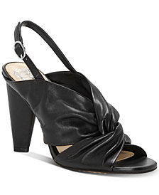 Vince Camuto Kattie Knotted Slingback Sandals