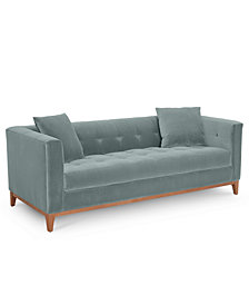 "Martha Stewart Collection Brookline 85"" Sofa - Custom Colors, Created for Macy's"