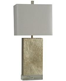 Stylecraft Silverwood Table Lamp