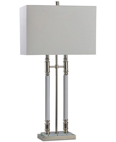 Stylecraft Chrome 100W Table Lamp