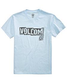 Volcom Men's Edge Logo-Print T-Shirt, Created for Macy's
