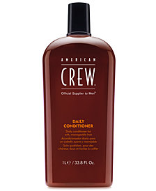 American Crew Daily Conditioner, 33.8-oz., from PUREBEAUTY Salon & Spa