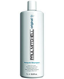 Paul Mitchell Awapuhi Moisture Lather Shampoo, from PUREBEAUTY Salon & Spa