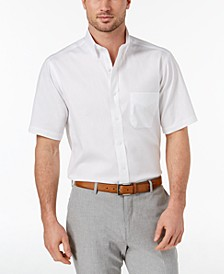 Men's Classic/Regular Fit Wrinkle-Resistant Oxford Dress Shirt, Created for Macy's