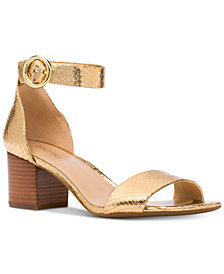 MICHAEL Michael Kors Lena Dress Sandals