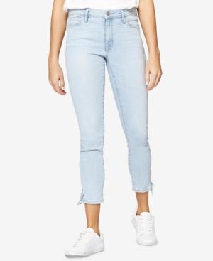 Sanctuary Robbie TieAnkle Skinny Jeans