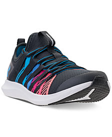 Under Armour Big Girls'  GPS Infinity Running Sneakers from Finish Line